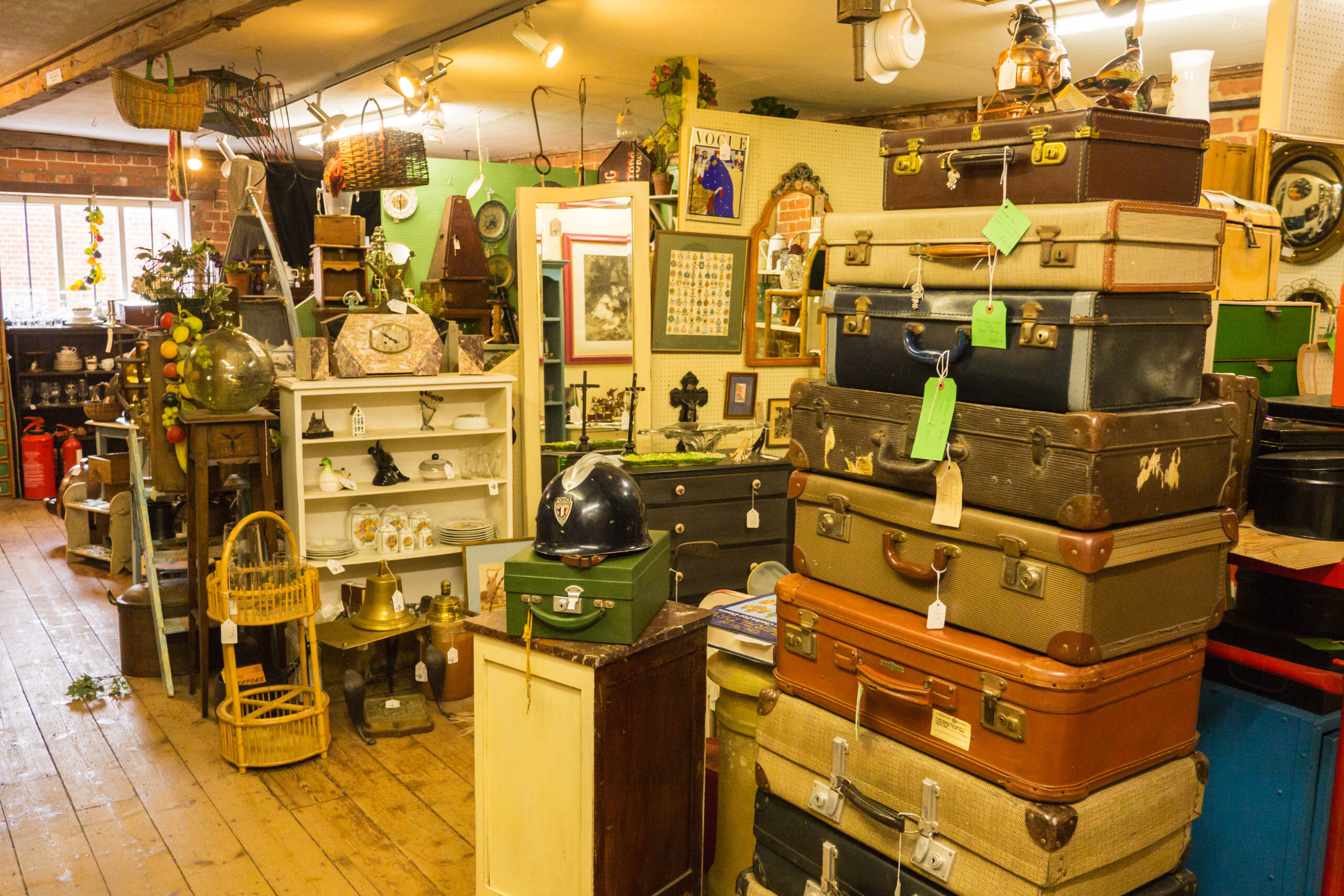 Spruce UpYour House with Antiques